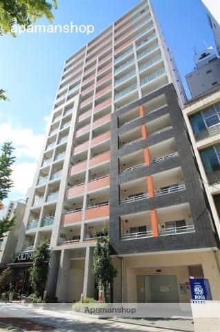 大阪府大阪市西区、四ツ橋駅徒歩8分の築8年 15階建の賃貸マンション