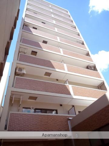 大阪府大阪市西区、西長堀駅徒歩8分の築19年 11階建の賃貸マンション
