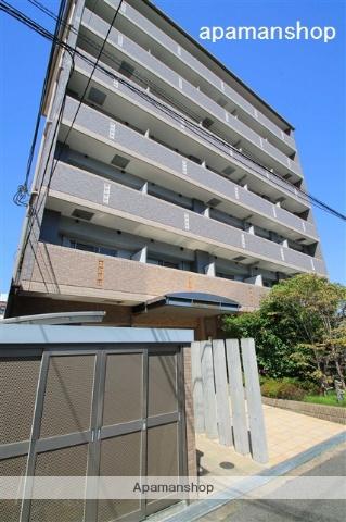 大阪府大阪市西区、ドーム前駅徒歩8分の築9年 7階建の賃貸マンション