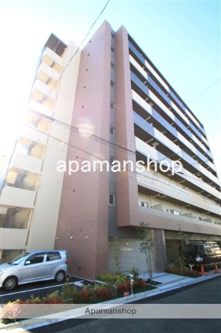 大阪府大阪市大正区、大正駅徒歩11分の築1年 9階建の賃貸マンション
