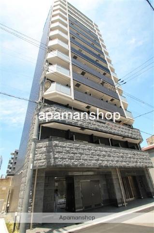 大阪府大阪市西区、ドーム前駅徒歩9分の新築 14階建の賃貸マンション