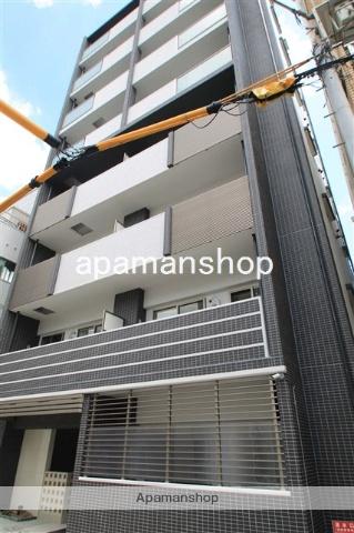 大阪府大阪市西区、ドーム前駅徒歩8分の新築 8階建の賃貸マンション