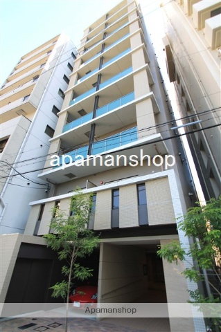 大阪府大阪市浪速区、JR難波駅徒歩2分の新築 10階建の賃貸マンション
