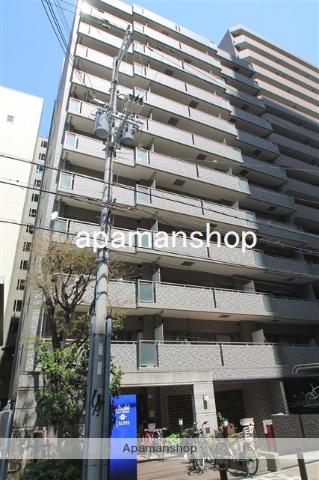 大阪府大阪市西区、四ツ橋駅徒歩8分の築18年 12階建の賃貸マンション