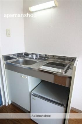ラパンジール本田Ⅰ[1R/11.37m2]のキッチン