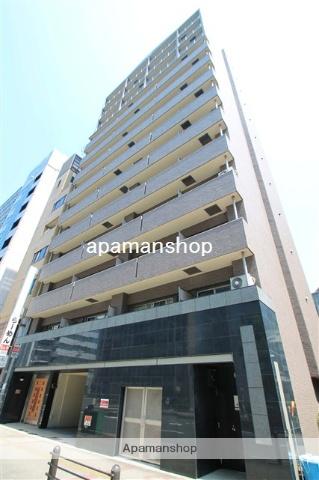 大阪府大阪市西区、渡辺橋駅徒歩8分の築13年 13階建の賃貸マンション