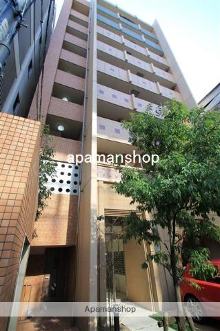 大阪府大阪市西区、肥後橋駅徒歩7分の築13年 9階建の賃貸マンション