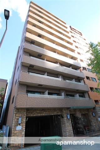 大阪府大阪市西区、渡辺橋駅徒歩10分の築13年 11階建の賃貸マンション