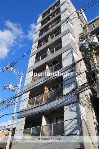 大阪府大阪市西区、弁天町駅徒歩12分の築25年 9階建の賃貸マンション