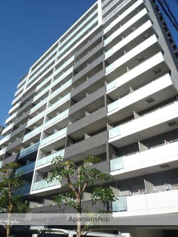 大阪府大阪市中央区、近鉄日本橋駅徒歩6分の築7年 13階建の賃貸マンション