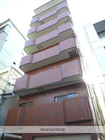 大阪府大阪市中央区、谷町六丁目駅徒歩6分の築30年 8階建の賃貸マンション