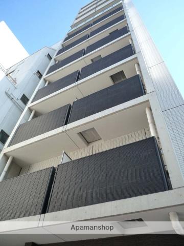 大阪府大阪市中央区、天満橋駅徒歩11分の築9年 11階建の賃貸マンション