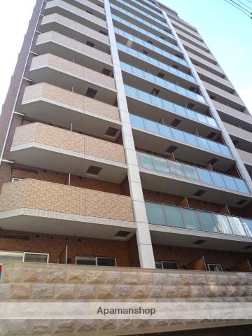 大阪府大阪市中央区、堺筋本町駅徒歩5分の築4年 14階建の賃貸マンション