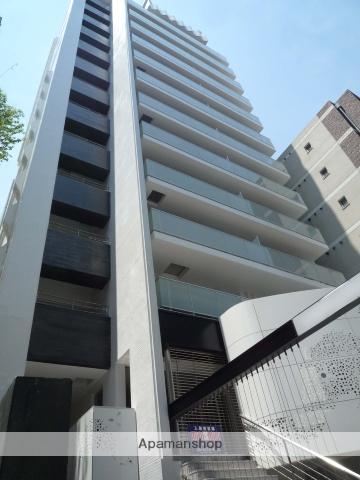 大阪府大阪市中央区、心斎橋駅徒歩8分の築4年 14階建の賃貸マンション