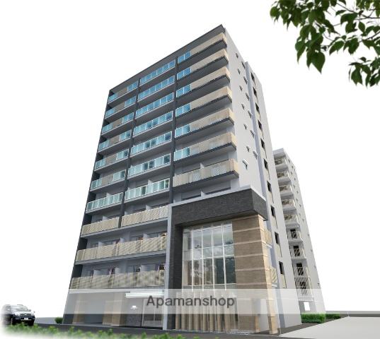 大阪府大阪市浪速区、今宮駅徒歩3分の築3年 11階建の賃貸マンション