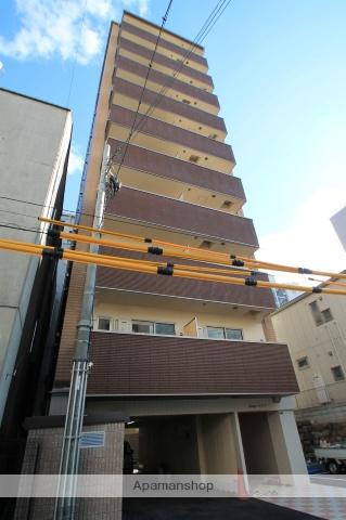 大阪府大阪市天王寺区、大阪上本町駅徒歩5分の築3年 10階建の賃貸マンション