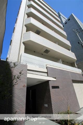 大阪府大阪市西区、心斎橋駅徒歩4分の築3年 8階建の賃貸マンション