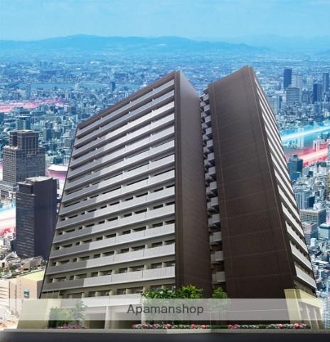 大阪府大阪市浪速区、JR難波駅徒歩5分の築3年 15階建の賃貸マンション