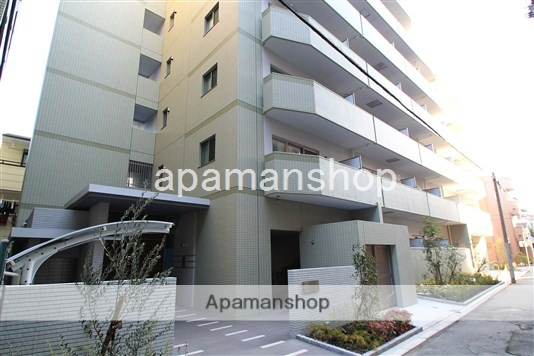 大阪府大阪市西区、ドーム前駅徒歩9分の築2年 6階建の賃貸マンション