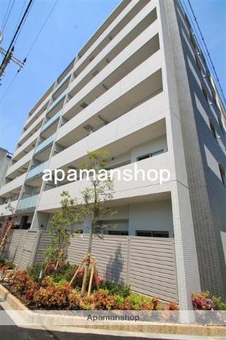 大阪府大阪市浪速区、桜川駅徒歩6分の築2年 7階建の賃貸マンション