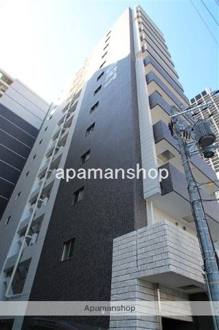 大阪府大阪市中央区、なにわ橋駅徒歩8分の築3年 13階建の賃貸マンション
