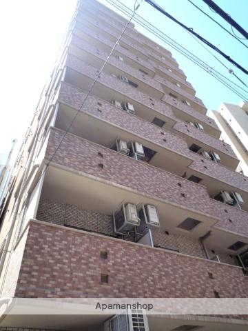 大阪府大阪市西区、ドーム前駅徒歩5分の築10年 10階建の賃貸マンション