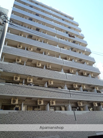 大阪府大阪市浪速区、JR難波駅徒歩5分の築19年 12階建の賃貸マンション