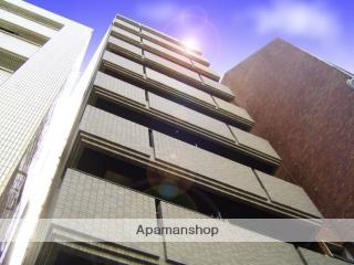 大阪府大阪市中央区、本町駅徒歩10分の築18年 10階建の賃貸マンション