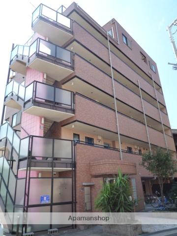 大阪府大阪市西成区、岸里玉出駅徒歩9分の築14年 6階建の賃貸マンション