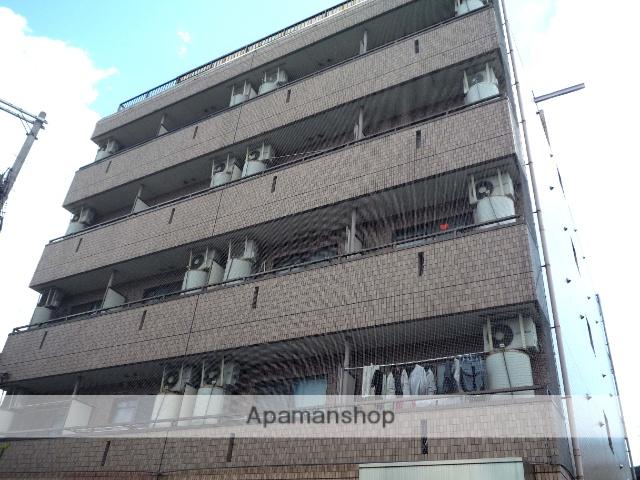 大阪府大阪市住之江区、粉浜駅徒歩19分の築19年 5階建の賃貸マンション