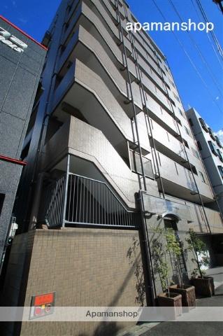 大阪府大阪市西区、ドーム前駅徒歩9分の築19年 9階建の賃貸マンション