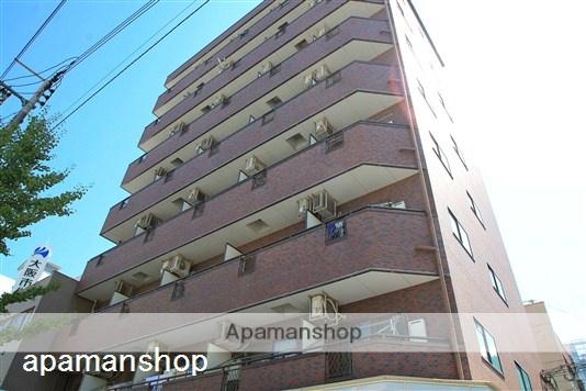 大阪府大阪市西区、ドーム前駅徒歩6分の築16年 8階建の賃貸マンション