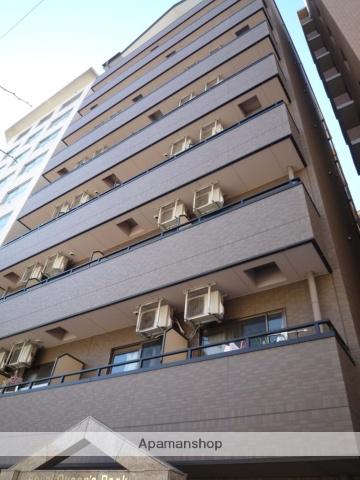 大阪府大阪市西区、ドーム前駅徒歩9分の築12年 9階建の賃貸マンション