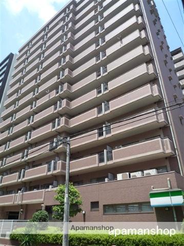 大阪府大阪市西区、中之島駅徒歩8分の築17年 14階建の賃貸マンション