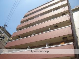大阪府大阪市浪速区、新今宮駅徒歩2分の築18年 8階建の賃貸マンション
