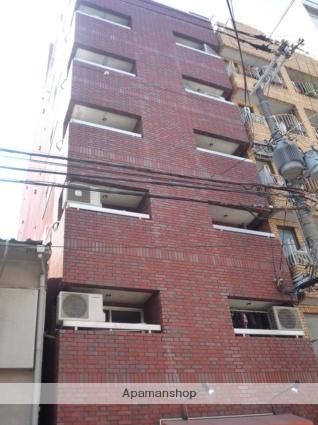 大阪府大阪市中央区、近鉄日本橋駅徒歩10分の築40年 8階建の賃貸マンション