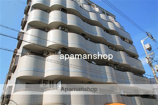 大阪府大阪市浪速区、芦原橋駅徒歩8分の築24年 8階建の賃貸マンション
