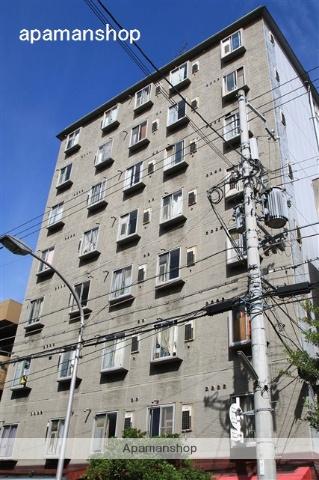 大阪府大阪市西区、桜川駅徒歩9分の築31年 8階建の賃貸マンション