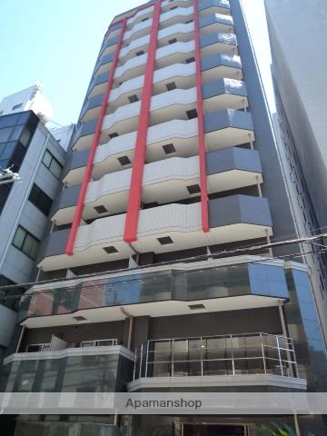 大阪府大阪市中央区、堺筋本町駅徒歩6分の築10年 12階建の賃貸マンション