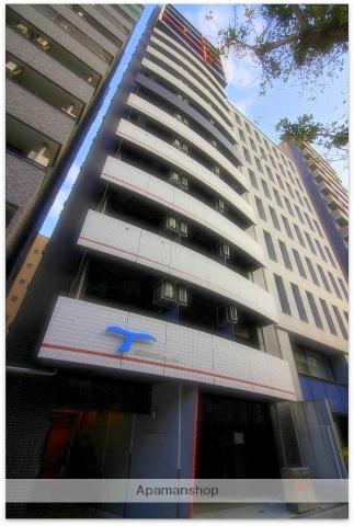 大阪府大阪市中央区、堺筋本町駅徒歩7分の築2年 15階建の賃貸マンション