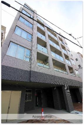 大阪府大阪市中央区、近鉄日本橋駅徒歩4分の築2年 6階建の賃貸マンション