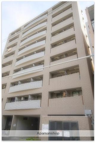 大阪府大阪市浪速区、JR難波駅徒歩4分の築16年 9階建の賃貸マンション