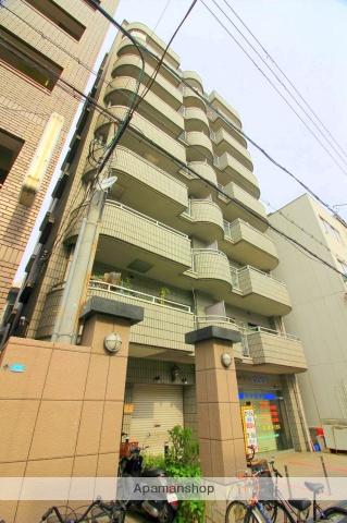 大阪府大阪市浪速区、芦原橋駅徒歩6分の築26年 9階建の賃貸マンション