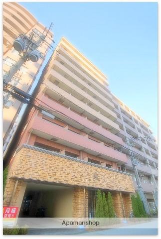 大阪府大阪市浪速区、JR難波駅徒歩7分の築7年 10階建の賃貸マンション