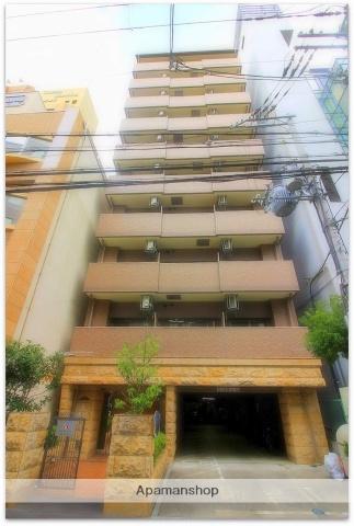 大阪府大阪市中央区、心斎橋駅徒歩6分の築10年 10階建の賃貸マンション