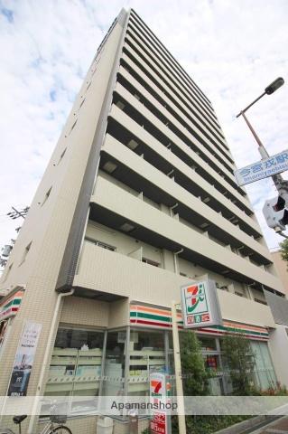 大阪府大阪市浪速区、今宮戎駅徒歩4分の築4年 14階建の賃貸マンション