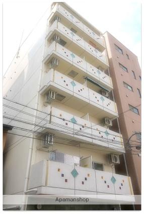 大阪府大阪市浪速区、JR難波駅徒歩18分の築7年 7階建の賃貸マンション