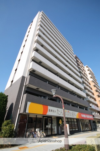 大阪府大阪市浪速区、JR難波駅徒歩12分の築9年 13階建の賃貸マンション