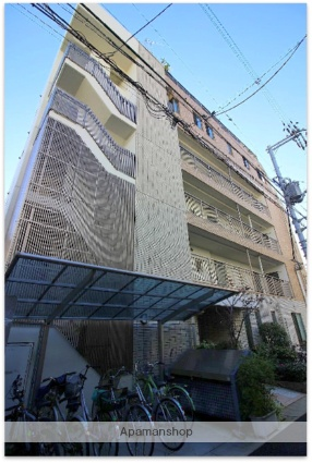 大阪府大阪市西成区、岸里駅徒歩7分の築12年 6階建の賃貸マンション