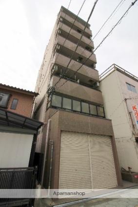 大阪府大阪市浪速区、JR難波駅徒歩13分の築14年 7階建の賃貸マンション